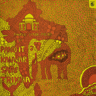 PANDIT KANWAR SAIN TRIKHA - THREE SITAR PIECES VINYL