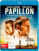 PAPILLON (2018) (2017)  [BLURAY]