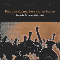 PAR LES DAMNEES DE LA TERRE / VARIOUS VINYL