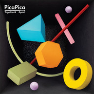 PICAPICA - TOGETHER & APART VINYL