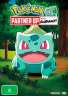 POKEMON: PARTNER UP WITH BULBASAUR! (2018)  [DVD]