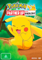 POKEMON: PARTNER UP WITH PIKACHU! (2018)  [DVD]