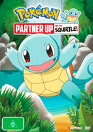 POKEMON: PARTNER UP WITH SQUIRTLE! (2018)  [DVD]