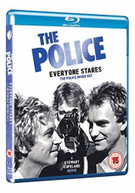 POLICE - EVERYONE STARES - THE POLICE INSIDE OUT BLURAY
