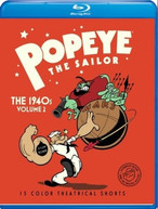 POPEYE THE SAILOR: 1940S - VOL 2 BLURAY