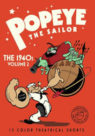 POPEYE THE SAILOR: 1940S - VOL 2 DVD
