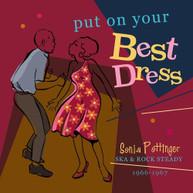 PUT ON YOUR BEST DRESS: SONIA POTTINGER SKA & ROCK CD