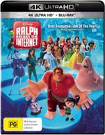 RALPH BREAKS THE INTERNET (WRECK-IT RALPH 2) (4K UHD/BLU-RAY) (2018)  [BLURAY]