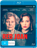 RED JOAN (2018)  [BLURAY]