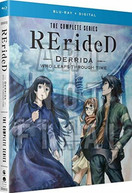 RERIDED DERRIDA WHO LEAPS THROUGH TIME: COMP BLURAY