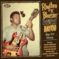 RHYTHM N BLUESIN BY THE BAYOU: BOP CAT STOMP / VAR CD