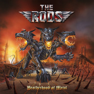 RODS - BROTHERHOOD OF METAL VINYL