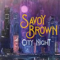 SAVOY BROWN - CITY NIGHT CD
