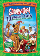 SCOOBY -DOO: 13 SPOOKY TALES HOLIDAY CHILLS & DVD