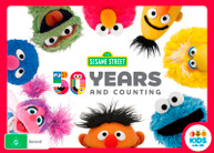 SESAME STREET: 50 YEARS AND COUNTING (1969)  [DVD]
