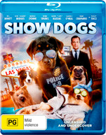 SHOW DOGS (2016)  [BLURAY]