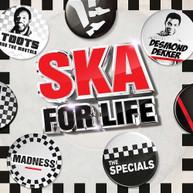 SKA FOR LIFE / VARIOUS CD
