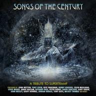 SONGS OF THE CENTURY - TRIBUTE TO SUPERTRAMP / VAR VINYL