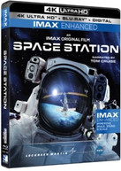 SPACE STATION (IMAX) 4K BLURAY