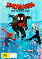 SPIDER-MAN: INTO THE SPIDER-VERSE (2018)  [DVD]