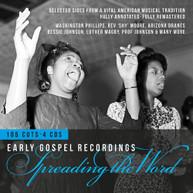 SPREADING THE WORD: EARLY GOSPEL RECORDINGS / VAR CD