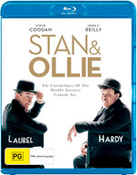 STAN & OLLIE (2018)  [BLURAY]