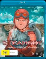 STEAMBOY (2004)  [BLURAY]
