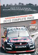 SUPERCHEAP AUTO BATHURST 1000: 2015 COMPLETE RACE  [DVD]