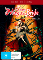 THE ANCIENT MAGUS BRIDE: PART 1 (BLU-RAY / DVD) (2018)  [BLURAY]