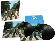 THE BEATLES - ABBEY ROAD ANNIVERSARY (3LP) (180GM) VINYL