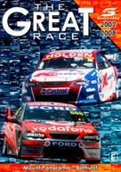 THE GREAT RACE: SUPERCARS - 2002 - 2008: MOUNT PANORAMA - BATHURST (2018)  [DVD]