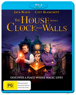THE HOUSE WITH A CLOCK IN ITS WALLS (2018)  [BLURAY]