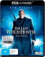 THE LAST WITCH HUNTER (4K UHD) (2015)  [BLURAY]