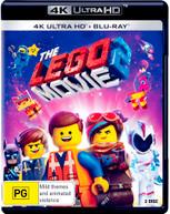 THE LEGO MOVIE 2 (4K UHD/BLU-RAY) (2019)  [BLURAY]