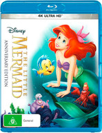 THE LITTLE MERMAID (1989) (ULTIMATE COLLECTOR'S EDITION) (4K [BLURAY]