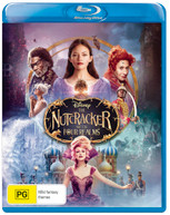 THE NUTCRACKER AND THE FOUR REALMS (2018)  [BLURAY]