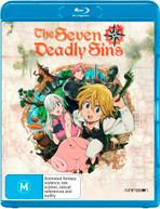 THE SEVEN DEADLY SINS: SEASON 1 (2016)  [BLURAY]