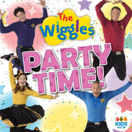 THE WIGGLES - PARTY TIME! * CD