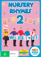 THE WIGGLES: NURSERY RHYMES 2 (2018)  [DVD]