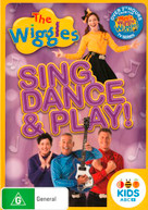 THE WIGGLES: SING, DANCE & PLAY! (2019)  [DVD]