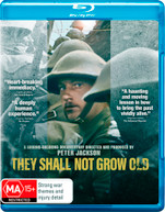 THEY SHALL NOT GROW OLD (2018)  [BLURAY]
