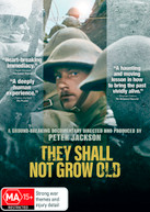 THEY SHALL NOT GROW OLD (2018)  [DVD]