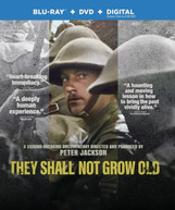 THEY SHALL NOT GROW OLD BLURAY