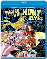THOSE WHO HUNT ELVES BLURAY