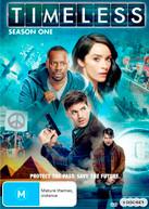 TIMELESS: SEASON 1 (2016)  [DVD]