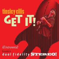 TINSLEY ELLIS - GET IT VINYL