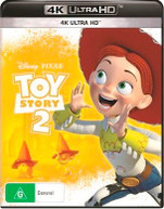 TOY STORY 2 (4K UHD) (1999)  [BLURAY]