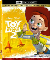 TOY STORY 2 4K BLURAY