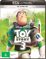 TOY STORY 3 (4K UHD) (2010)  [BLURAY]