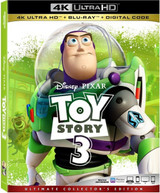 TOY STORY 3 4K BLURAY